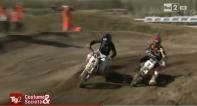 Ride for Life 2014 - Max Verderosa vincitore gara vip al TG2 for MRO